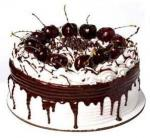 Send Black Forest Hotel Cake to Pakistan