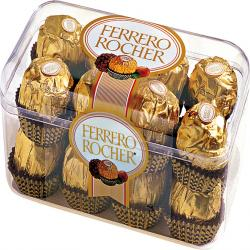Fererro Rocher 16 Pieces