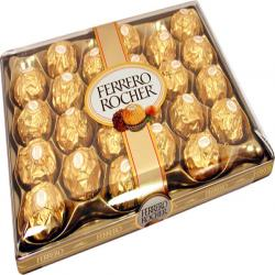 Fererro Rocher 24 Pieces