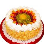 Send Fresh Fruit Cake to Pakistan