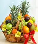 Send Fruit Basket 12 KG to Pakistan